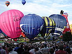 Bristol Balloon Fiesta - Photo CC Paul Hayes