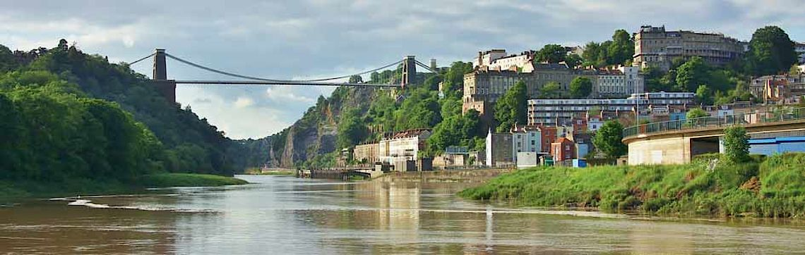 Bristol Suspension Brigge